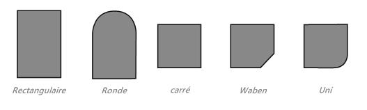 modeles ardoise ardoises naturelles de couverture black slate